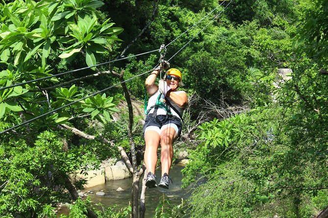 Canopy Tour In Tamarindo Beach