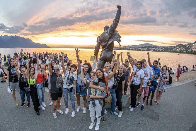 In the footsteps of Freddie Mercury