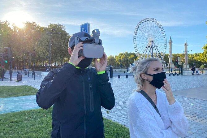 Private Virtual Reality Tour of Bordeaux Monuments