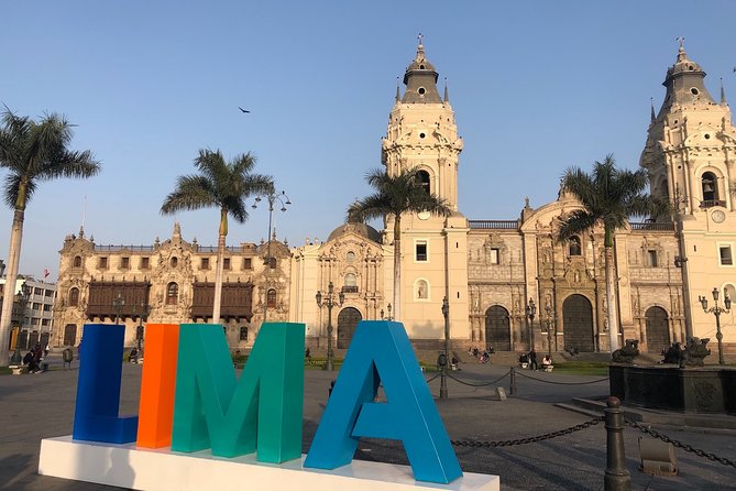Half-Day Cultural Tour of Lima, Peru