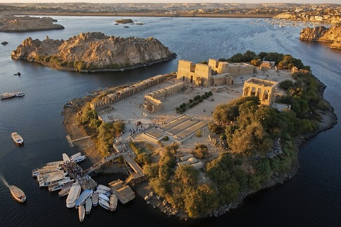 Enjoy Half-day tour to Philae Temple and High-Dam in Aswan