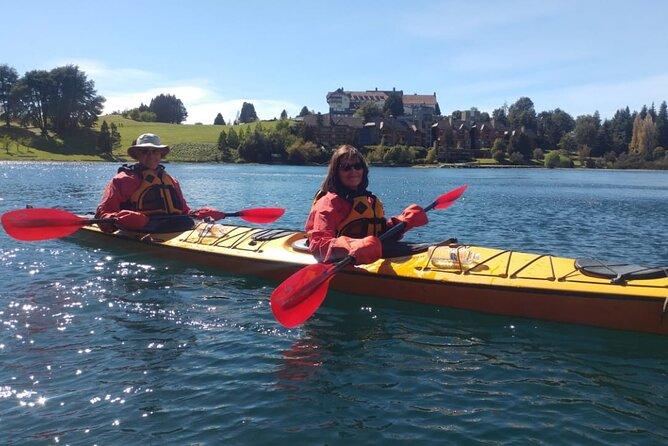 Kayaking in Lago Moreno - Half Day Tour in Private Service
