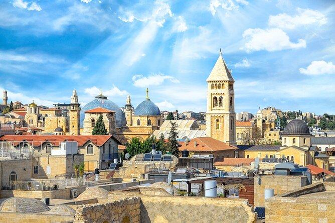 Christian Trip to Jerusalem, Bethlehem, Masada & Dead Sea - 3 Days