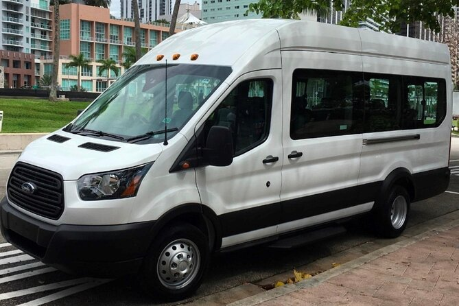 Transportation Service Miami - Orlando