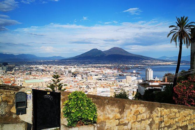 Panoramic tour of Naples between secret streets and panoramic stairs