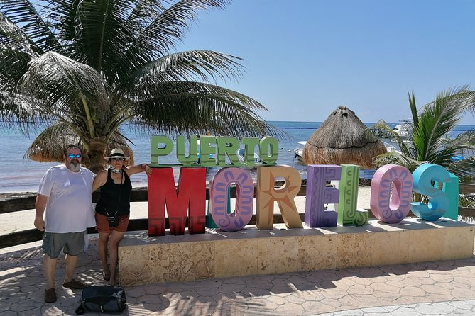 Private Snorkeling at Puerto Morelos with a Cenote Experience