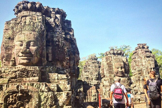 Angkor Temples Tour (Small Group Tour)