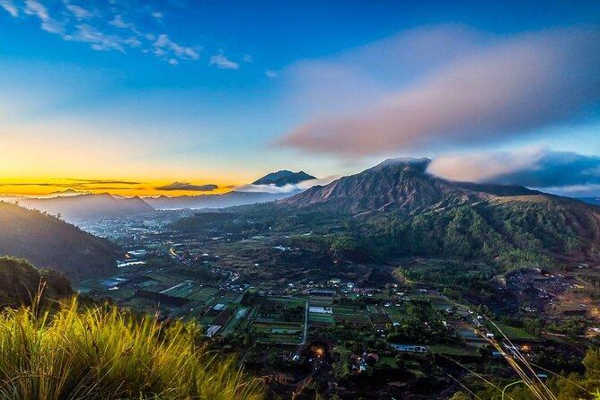 Mount Batur Bali Sunrise Trekking Experience and Natural Hot Springs