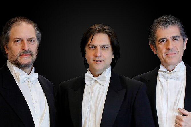 The Three Tenors in Rome Neapolitan mandolins Orchestra and ballet