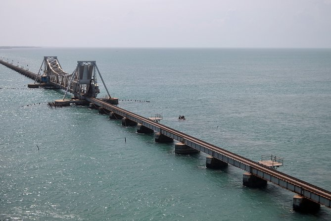Madurai to Rameshwaram Full Day Excursion