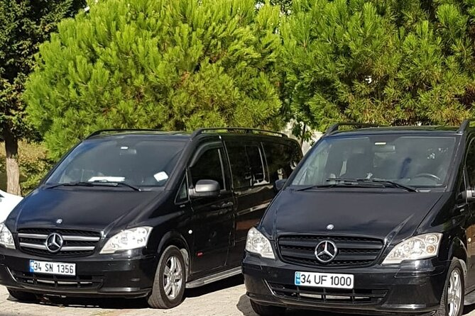 Istanbul Airport Arrival Transfer Service to City Center