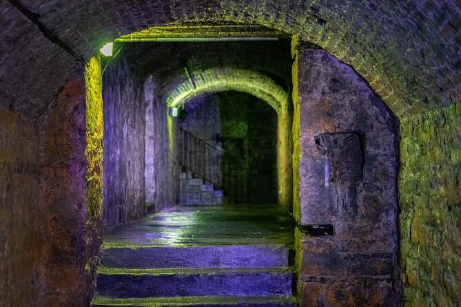 Underground Walking Tour in Edinburgh