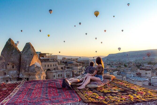 Antalya to Cappadocia Private Tour