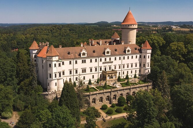 Czech Castles Scooter Tour for 1 day. The East Way. (audio guide)