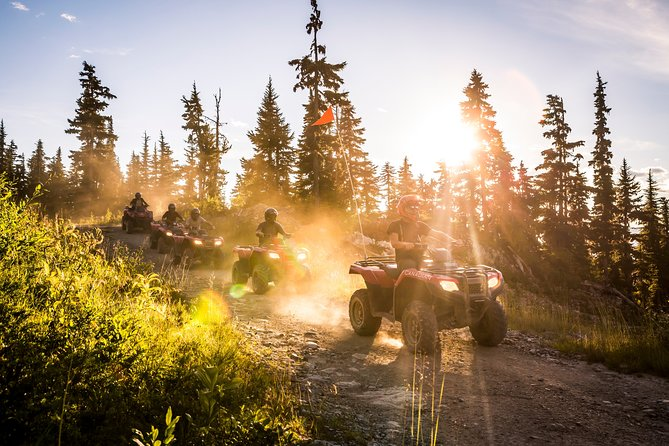 Mountain Explorer ATV Tour