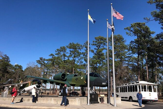 Myrtle Beach Military History Trolley Tour