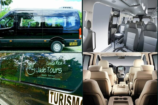 Private One Way Transfer from Manuel Antonio to San José (Airport SJO)