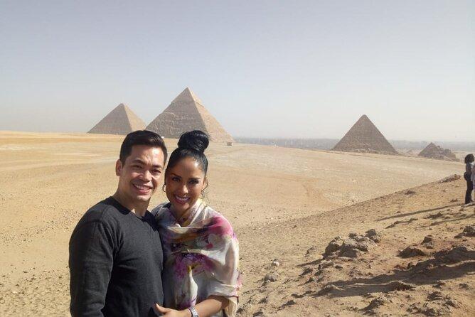 Private-Tour: Giza Pyramids, Sphinx, Memphis, Sakkara in one day