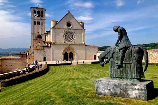 ASSISI & ORVIETO: Private Day Trip from Rome