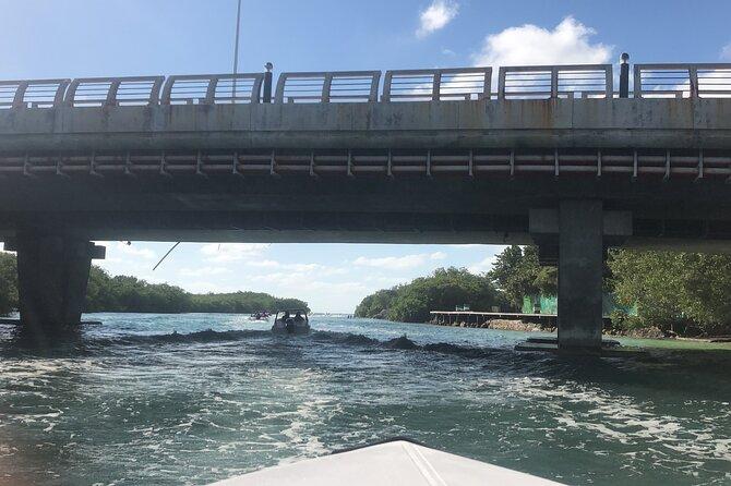 The Best Speedboat Tour In Cancun Throw Nichupte Lagoon, Best Snorkel Activity