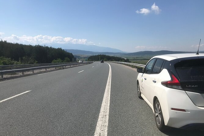 Be Eco: Sofia Airport Transfer with an Electric Vehicle
