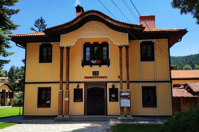 Self-Guided Koprivshtitsa Sights & Attractions