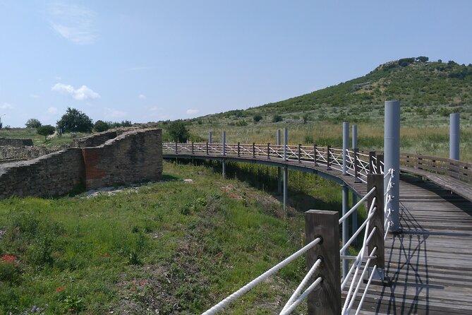 Pliska National Historical Archaeological Reserve Self-Guided