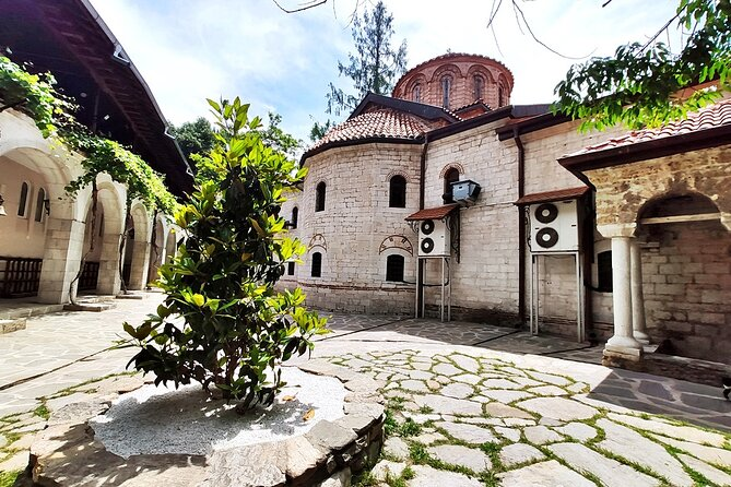 Bachkovo Town & Monastery Self-Guided