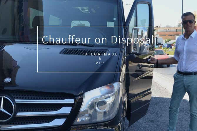 VIP Crete Chauffeur Services - Day Tours & Shore Excursions