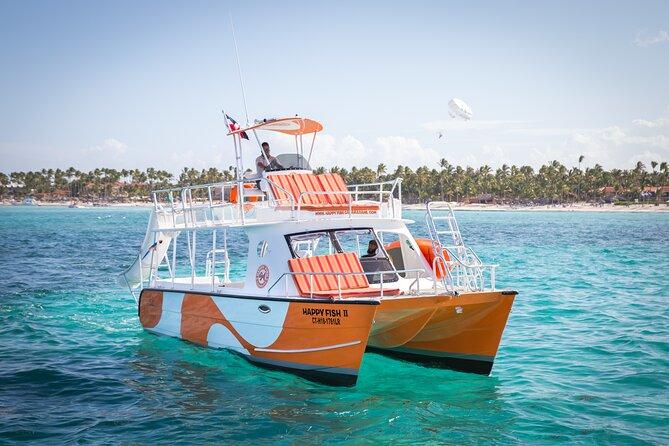 Punta Cana Private Catamaran Cruise