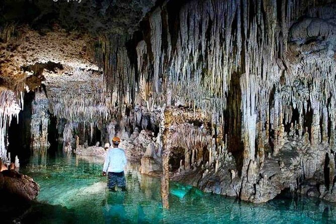 Cenote Exploration Caving Tour - Mayan culture, ancient fossils and excitement!