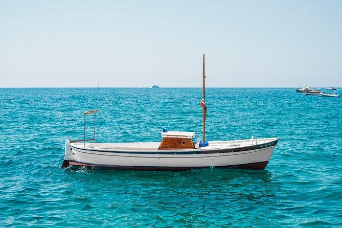 Private Boat Fishing Experience on the Amalfi Coast