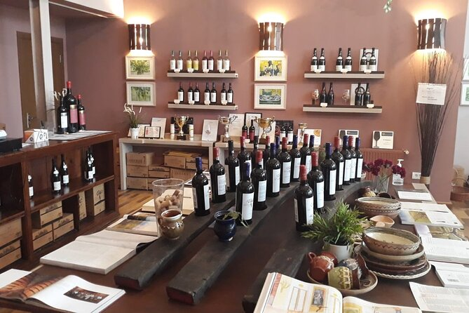 Private Wine Tasting Day Trip from Bucharest