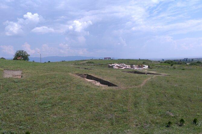 Krakra Fortress Self-Guided