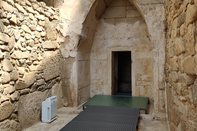 Thracian Tomb of Sveshtari Self-Guided