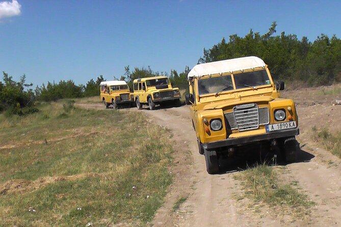 The Wild Calls - Unique Jeep Safari