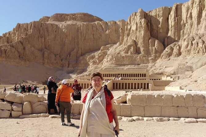 8-Full-Day Luxor private Tour from Cairo / Giza by Plane ( domestic flight )