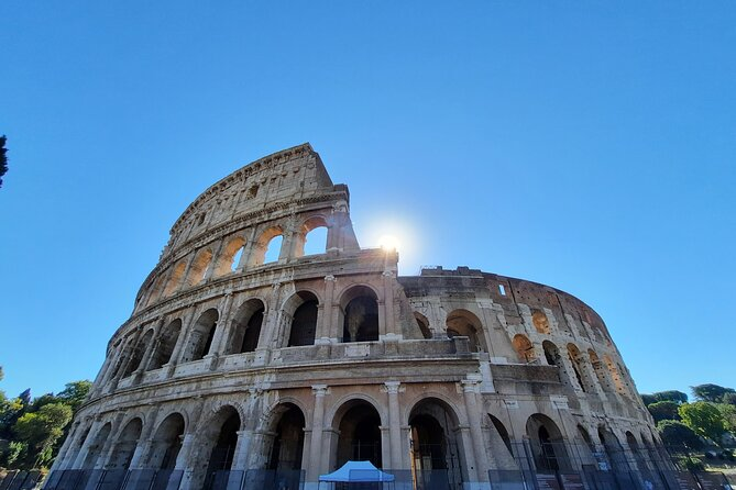 Private Tour in Ancient Rome with the Vittoriano Terrace