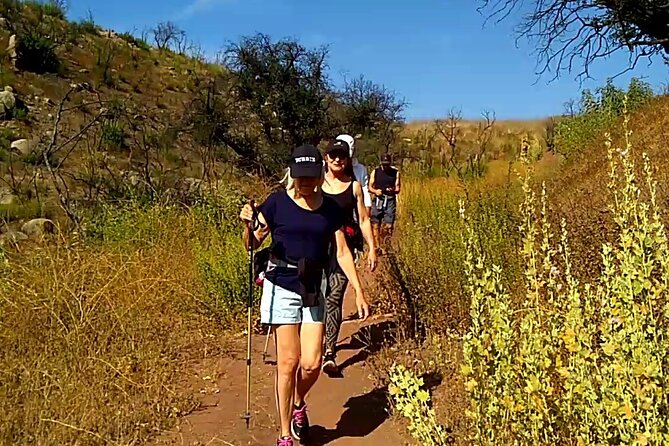 Private Guided Hiking Experience in Ojai