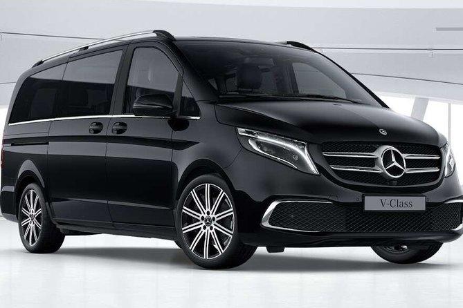 Helsinki Private Transfer : Helsinki City to Port of Helsinki in Luxury Van