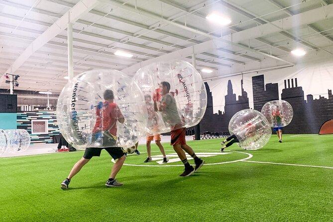 BubbleBall at Wonderfly Arena