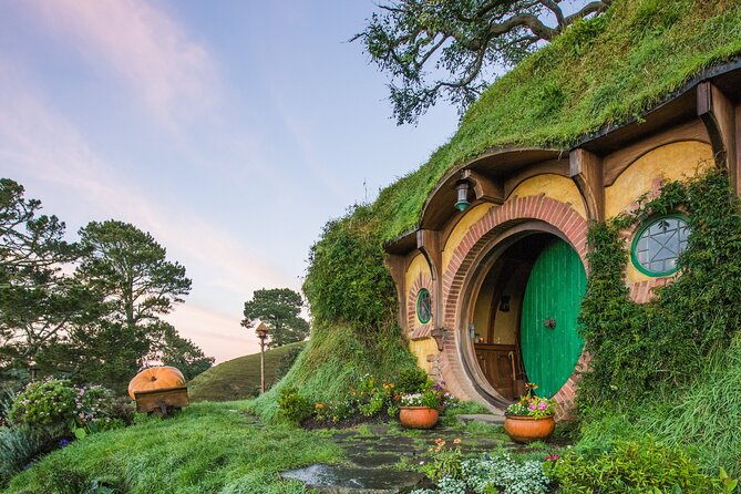 The Hobbiton Movie Set Tour