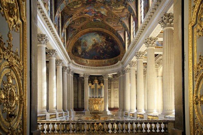 Versailles Royal Chapel (La Chapelle Royale)