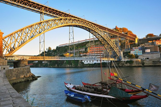 Dom Luis Bridge (Ponte de Dom Luis I)