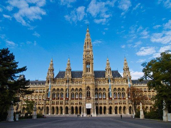 Vienna Old Town Hall (Altes Rathaus)