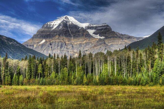 Parco provinciale e area protetta di Mount Robson