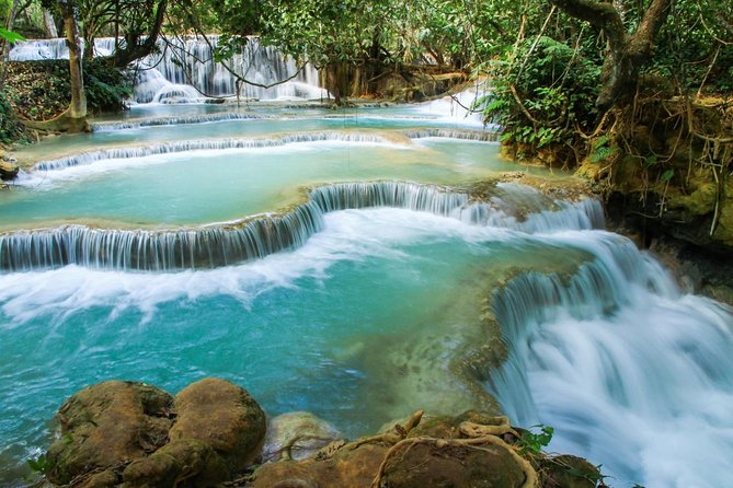 Kuang Si Falls (Tat Kuang Si)
