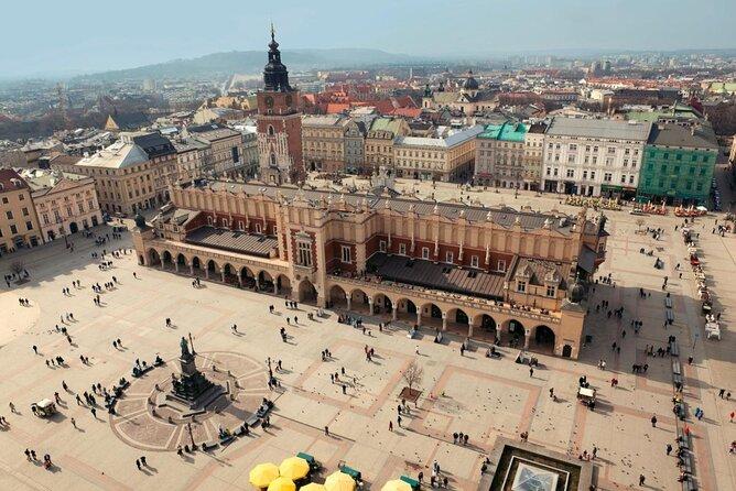 Oude stad van Krakau (Kraków Stare Miasto)