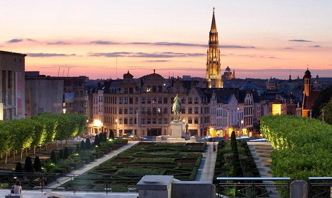 Brussels Town Hall (Hotel de Ville)