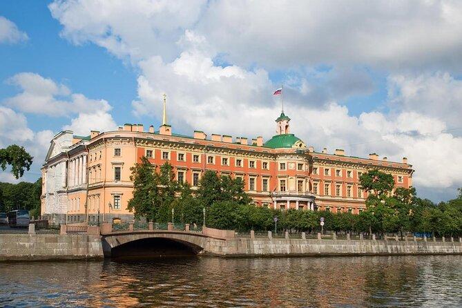 Castello Mikhailovsky (Castello di San Michele)